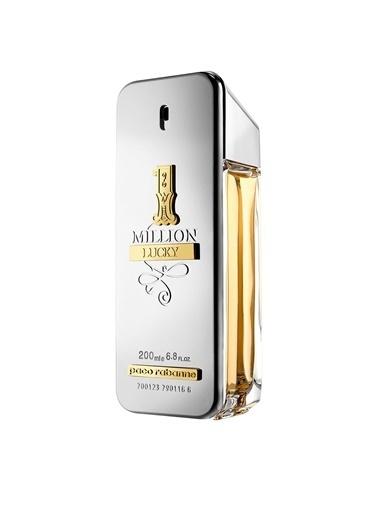 Paco Rabanne  1 Million Lucky Edt 200Ml Erkek Parfüm Renksiz
